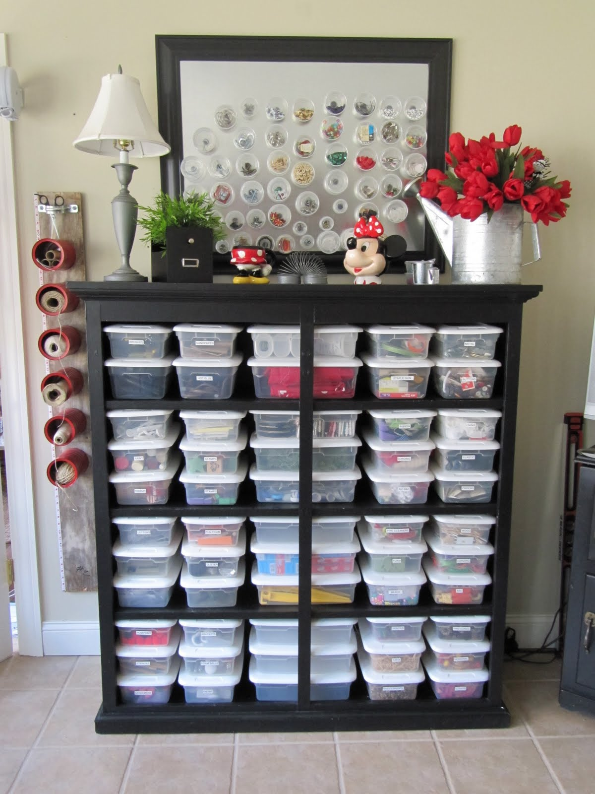 Lovely Green Lifestyle: DIY Home Ideas Part II: Let's Get Organized!