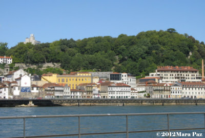 view of Porto from Gaia