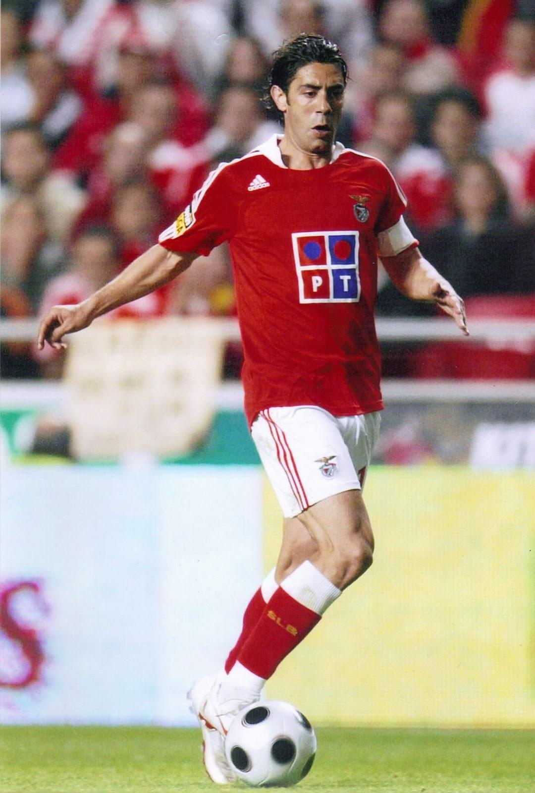 Avante P lo Benfica O Maestro Rui Costa