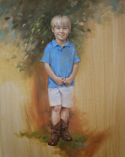Childrens Portrait Artist Atlanta