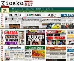 ¿Quieres leer la prensa?