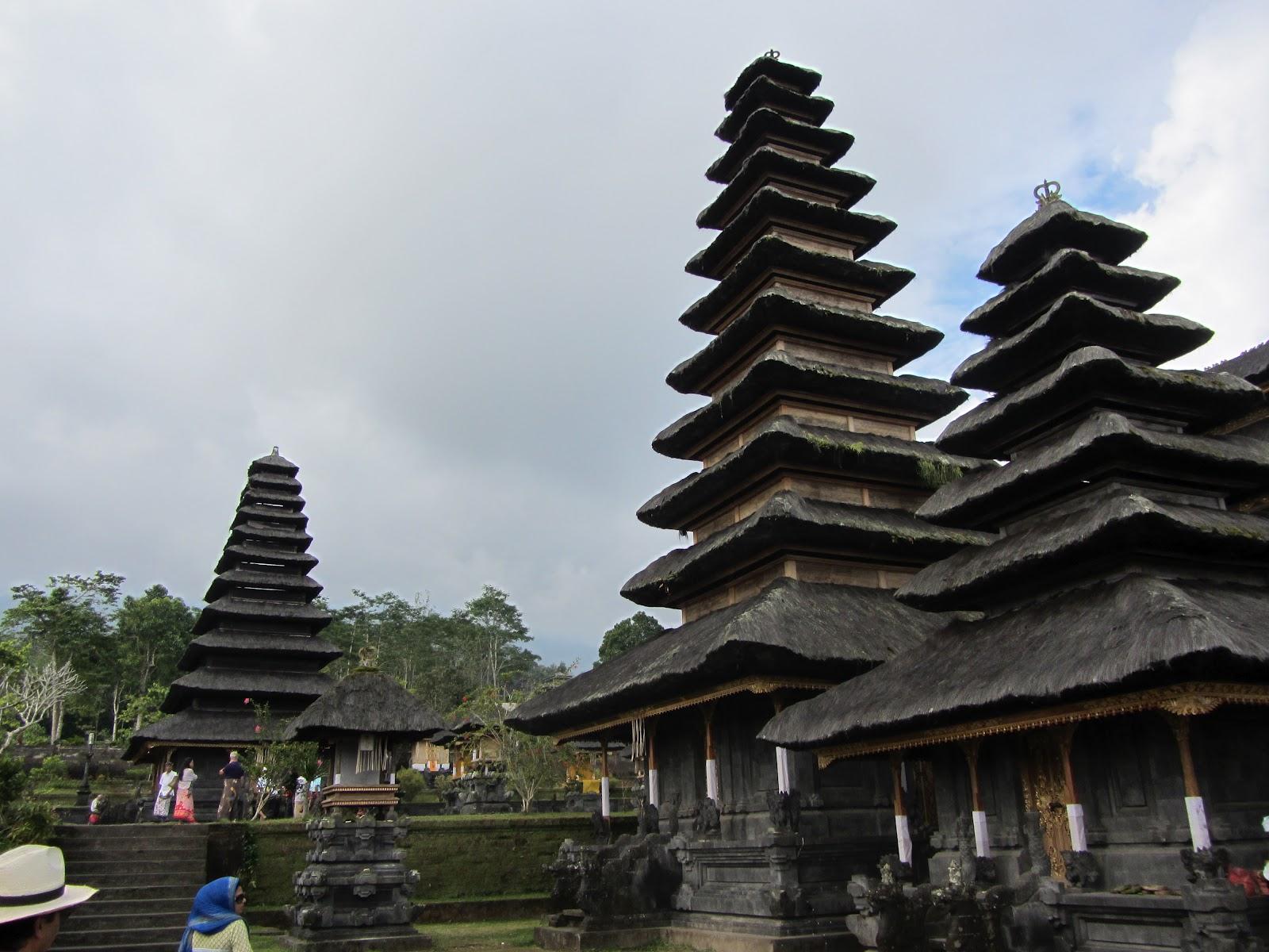 Besakih Temple. Bali