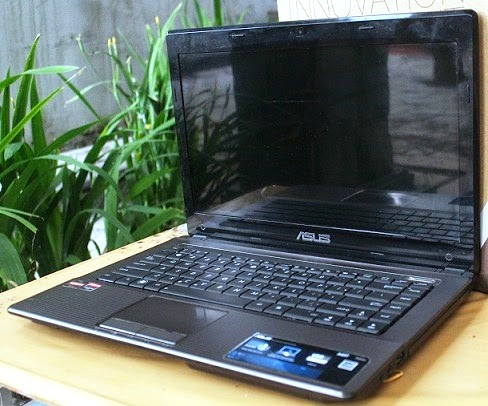 jual laptop bekas Asus A43TA