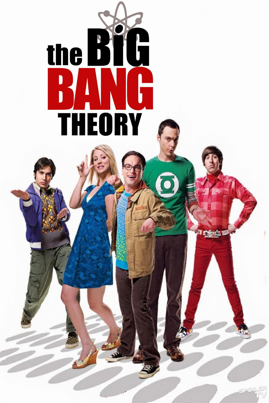 The Big Bang Theory Season 7 Episode 21: The Anything Can Happen Recurrence