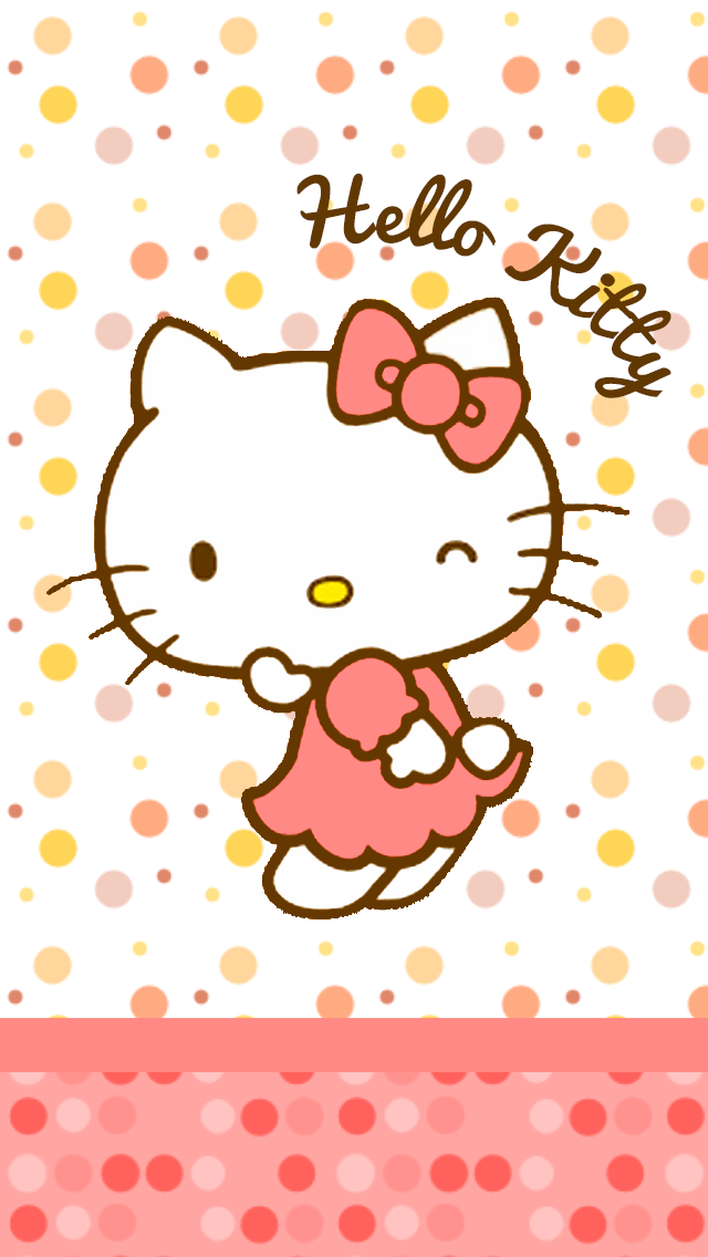 Welcome: Hello Kitty Wink Wallpapers