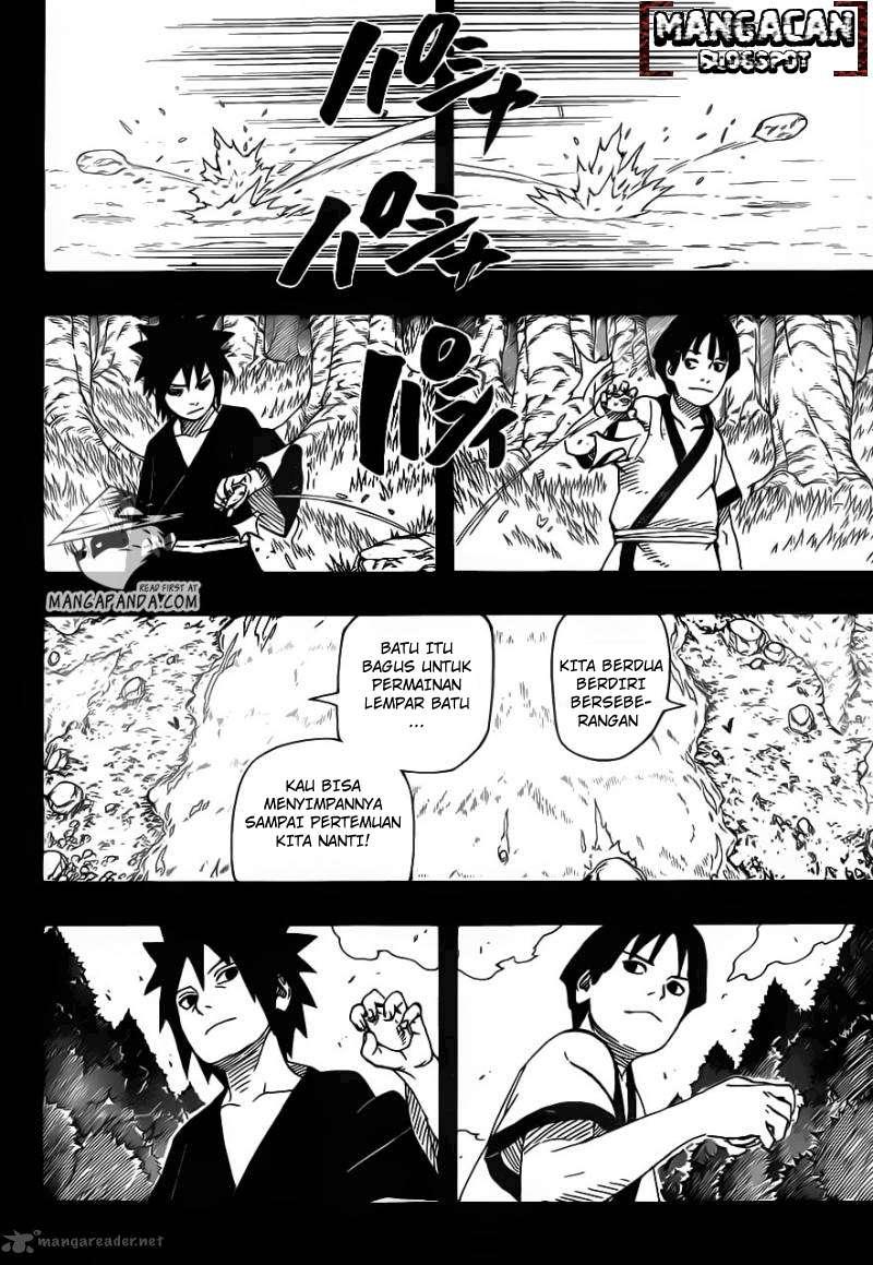 Komik naruto 623 - Pandangan 624 Indonesia naruto 623 - Pandangan Terbaru 9|Baca Manga Komik Indonesia|Mangacan