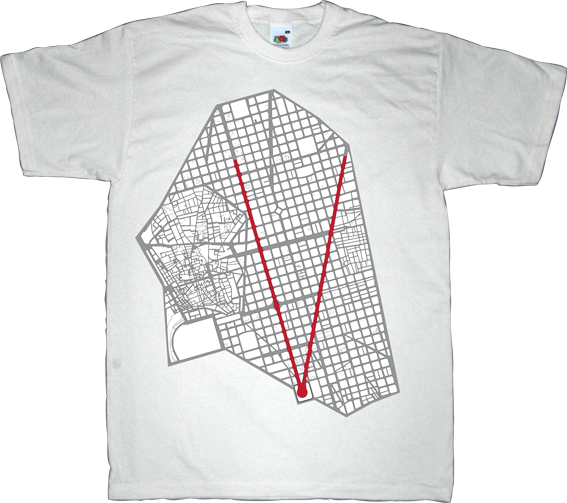 11 septembre 11S 2014 catalonia referendum freedom Barcelona assemblea nacional catalana anc independence countdown t-shirt ephemeral-t-shirts