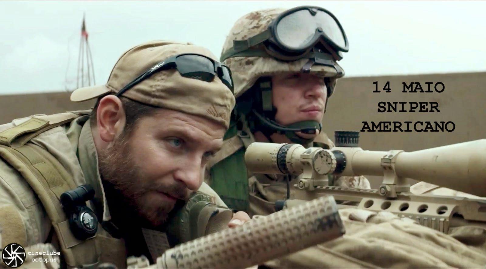 Sniper Americano - American Sniper (2014) de Clint Eastwood