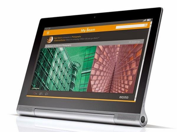 سعر تابلت Lenovo Yoga Tablet 2 Pro فى مكتبة جرير
