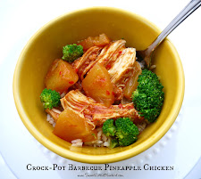 Crock-Pot BBQ Pineapple Chicken
