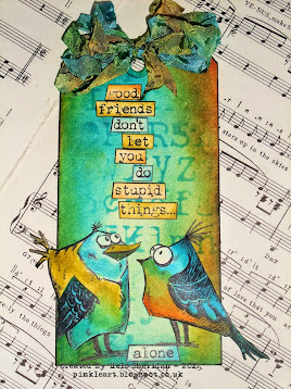 Sunday Stampers - Week 354 - You Got A Friend