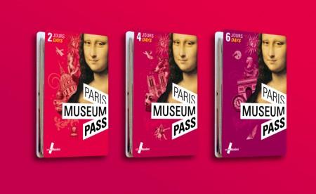 Karta Crd Paris Museum Pass Paryż karta zniżkowa zniżki Paryz muzea karta do muzeów