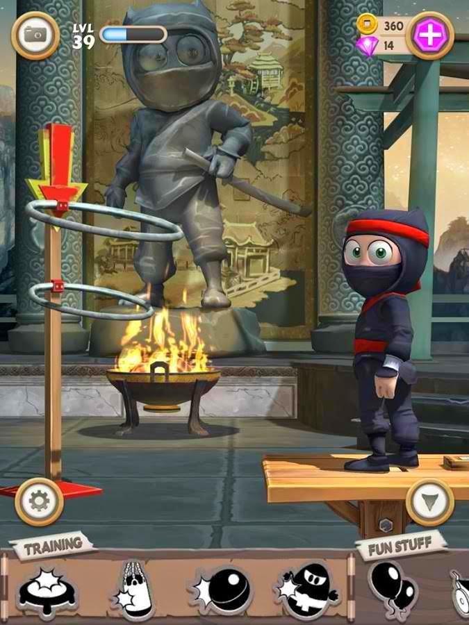 Clumsy Ninja MOD APK+DATA v1.7.1 (1.7.1) (Mod Unlimited ...