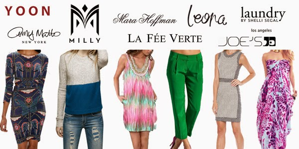 fashionably petite: Clothingline Sample Sales: Laundry, Milly, Amy ...