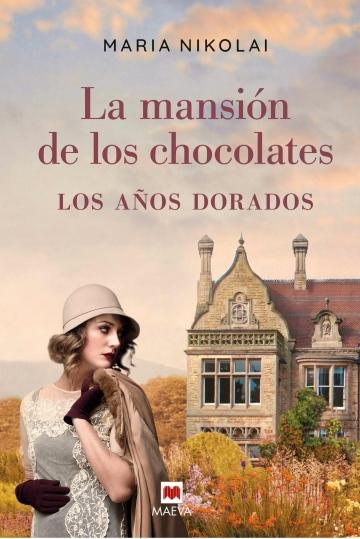 La mansión de los chocolates, Maria Nikolai