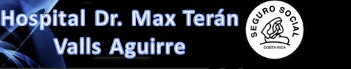 Hospital Dr. Max Teran Valls.  Aguirre.