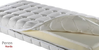 Narda Peren foam mattress
