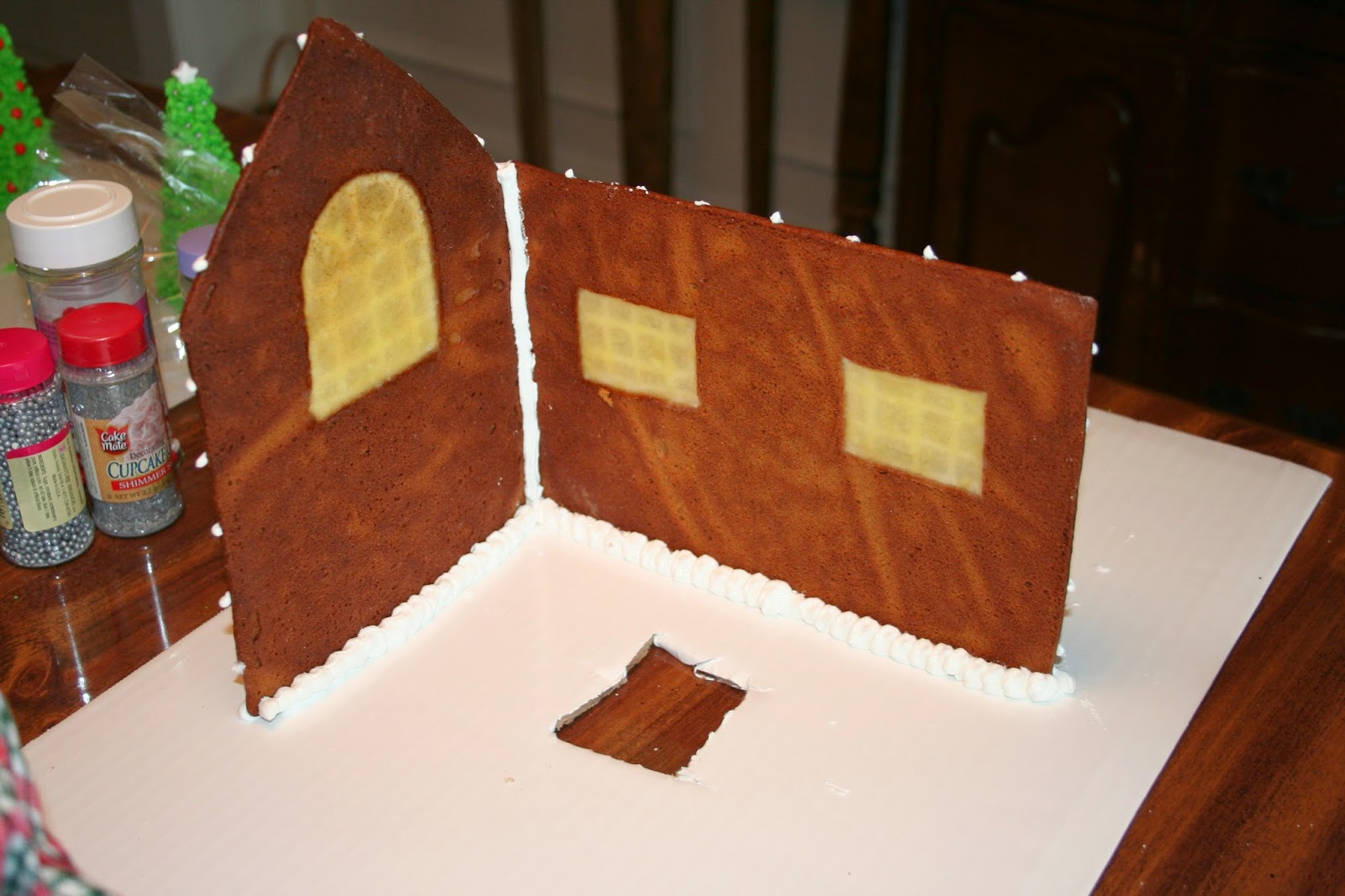 Whispers From Elizabeth Make Your Own Gingerbread House