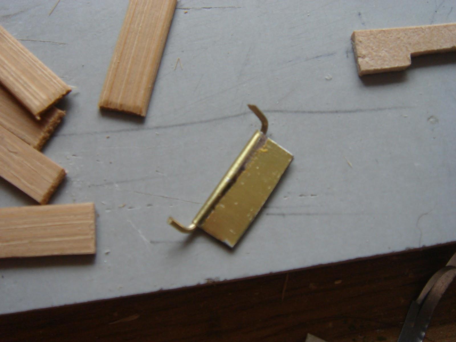 Как сделать петлю для шкатулки