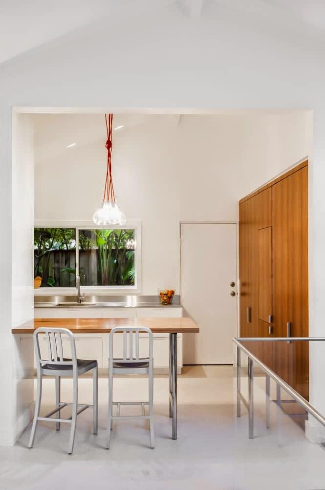 Cocina lavadero y oficina o c mo aprovechar el espacio for Cocina y lavadero integrados