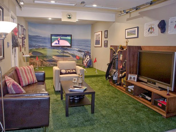 Extreme Man Cave Ideas : House envy man cave makeover