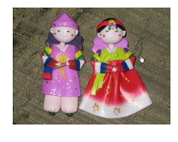 Korean Figurine