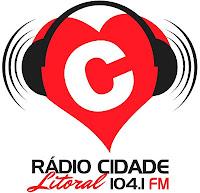Rádio Cidade FM da Cidade de Itapema ao vivo