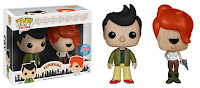 Funko Pop! Alternate Universe Fry & Leela 2 Pack