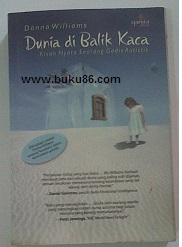 buku dunia di balik kaca by Donna Williams
