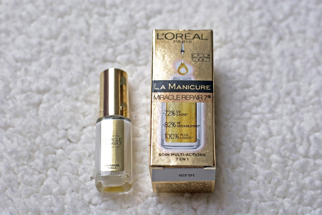 L'Oréal La Manicure Miracle Repair 7