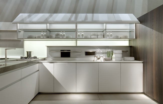 Marzua la nueva cocina de giuseppe bavuso para ernestomeda for Best kitchen designs 2014