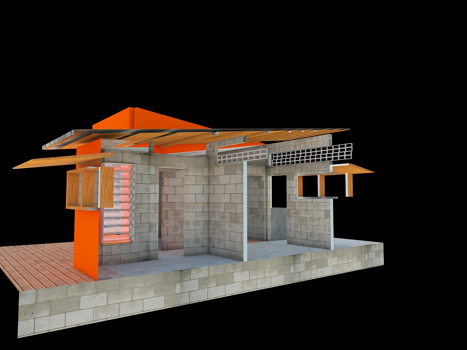 Proyecto de vivienda social en galapa atl ntico dise o for Diseno de viviendas
