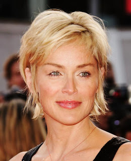 Sharon Stone Hairstyle Trends For Women - Celebrity Hairstyle Ideas