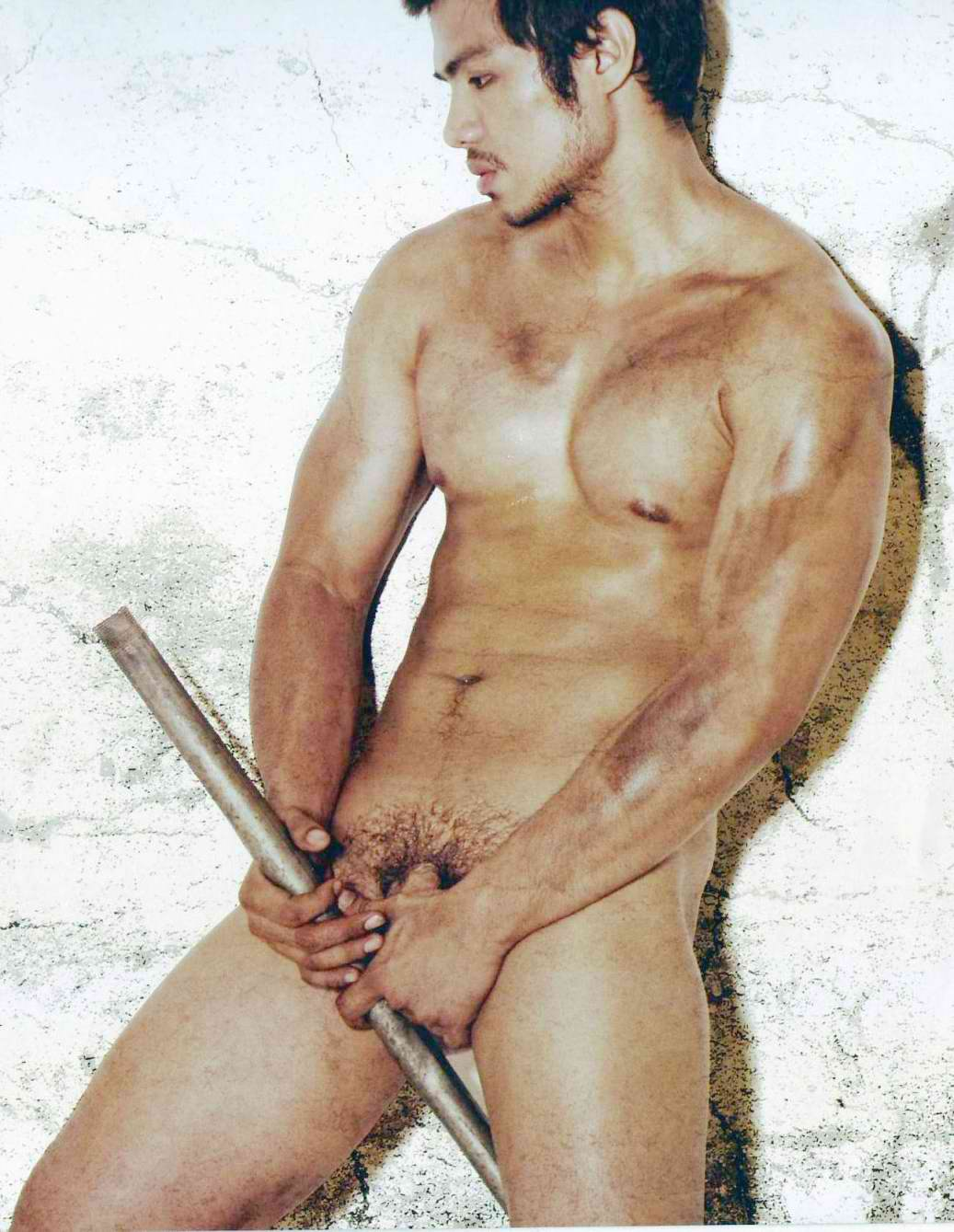 real hot filipino male naked