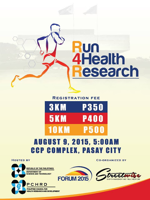 Run 4Health Research