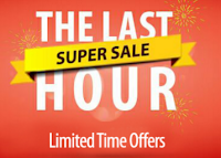 Ask Me Bazaar Last Hour Super Sale : Get Upto 80% off + Additional Discounts On Everything