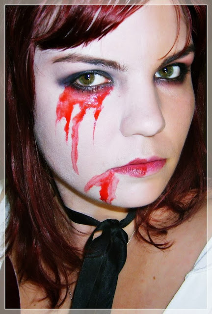 Alice Madness Returns Makeup