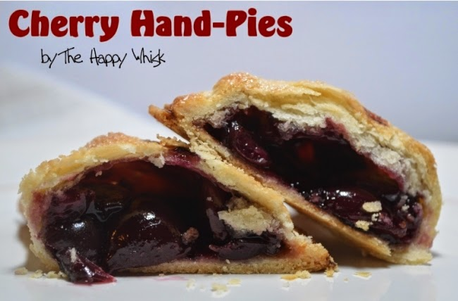 The Happy Whisk: Baker's Report: Cherry Hand-Pies