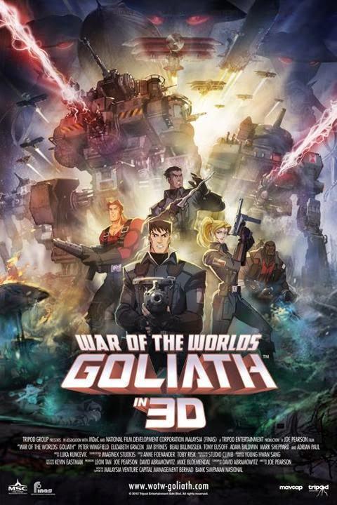 Ver War Of The Worlds: Goliath (2012) Online