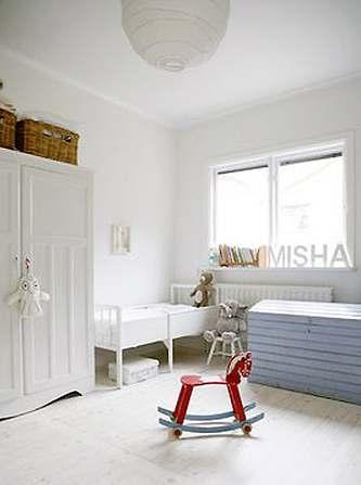 Vintage home decoracion de cuartos infantiles estilo vintage for Habitaciones para ninas estilo vintage
