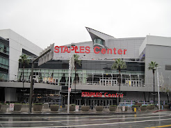 Laker Staples Center