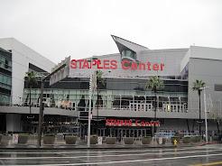 Laker Staples Center