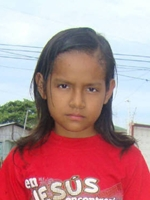 Allison - Ecuador (EC-521), Age 11