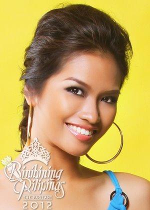Bb. Pilipinas Universe 2012 Janine Tugonon