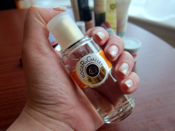 Roger and Gallet Ginger Perfume