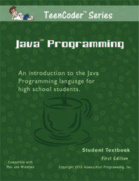 Java Programming  Homeschool Programming