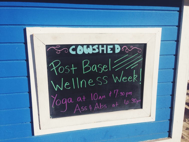 Soho Beach House Miami Post Basel Wellness Week