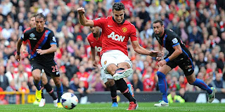Video Gol Manchester United vs Crystal Palace 14 September 2013