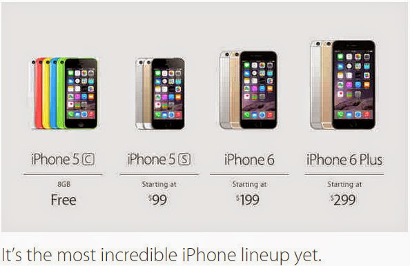 Apple iPhone 6 Announcement