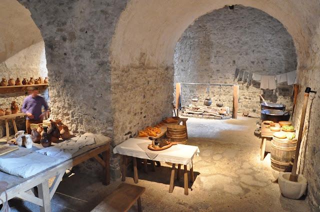 Dover+Castle+kitchen